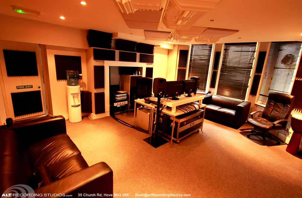 Swell Brighton Recording Studios Alt Recording Studios Largest Home Design Picture Inspirations Pitcheantrous